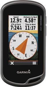 رهیاب ماهواره ای GPS گارمین Oregon 650 Worldwide Handheld GPS Navigator